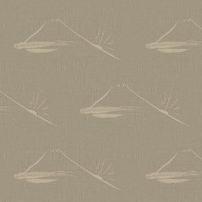 Fuji - taupe, grey