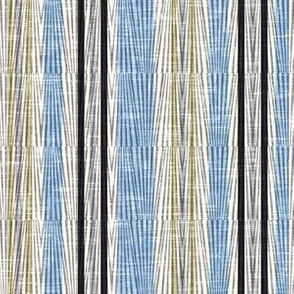 Patterned irregular stripe 1, gazelles by Su_G