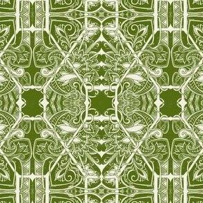 Victorian Paisley Vine