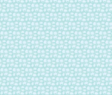 cloudy fabric by littledear on Spoonflower - custom fabric