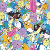 Adventure Time Cast Party