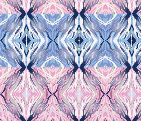 Slash_Ombre fabric by jazmeen on Spoonflower - custom fabric