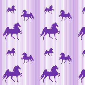 Horses-purple_stripe