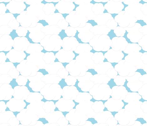 nubes fabric by arrpdesign on Spoonflower - custom fabric