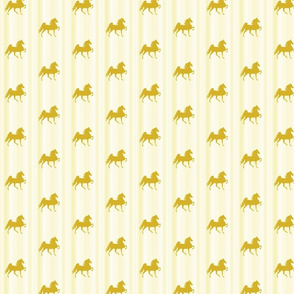 Horses-light_gold_stripe-for_kids