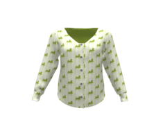 Rrhorses-lime_green_stripe-for_kids_comment_801167_thumb