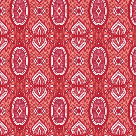 Tangier fabric by siya on Spoonflower - custom fabric