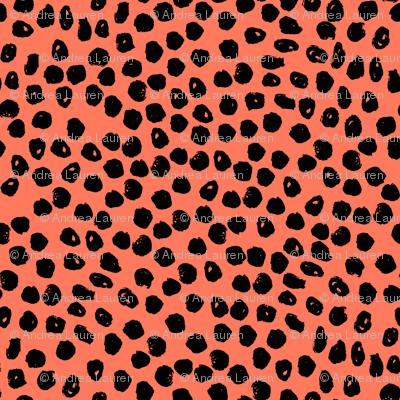 dots // dot inky dots fabric dot fabric andrea lauren dot