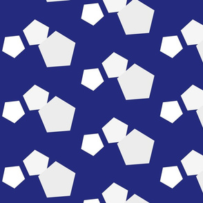 Pentcluster-NavyBlues