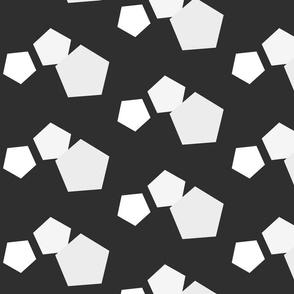 Pentcluster-BlackWhite