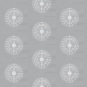 Atomic Silver Textured