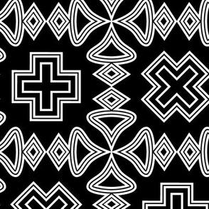 veracruz in black and white