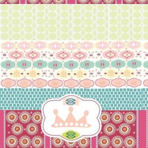 Morocco Quilt - Princess