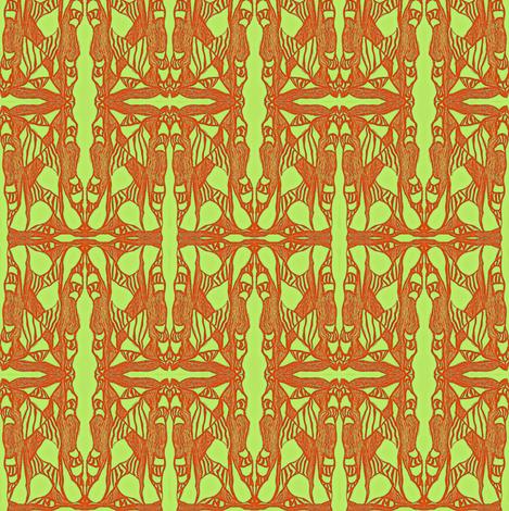 LO Deco Swirl 90 fabric by justjoycelyn on Spoonflower - custom fabric