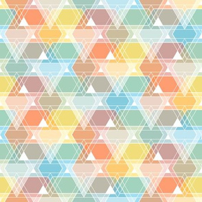 Triangle overlay, party time