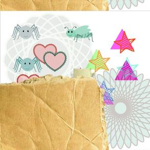 klaradar's letterquilt