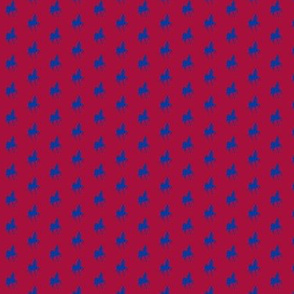 small ASB red blue