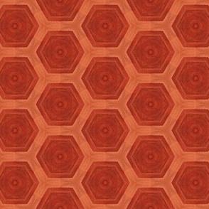 Hot Summer Hexagon