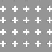 Gray Plus White