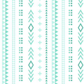 Pattern Play Mint
