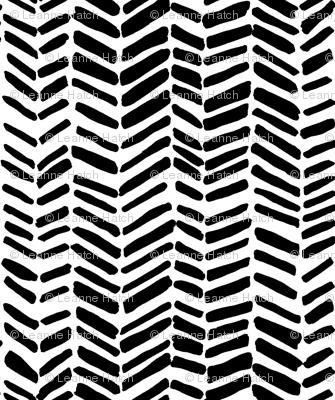 Impression White/Black