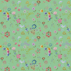 Ditsy_flowers_mint