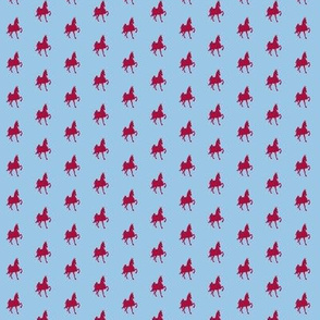 Ditzy ASB (Light Blue-Red)