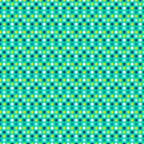 Paikea Blue Dots
