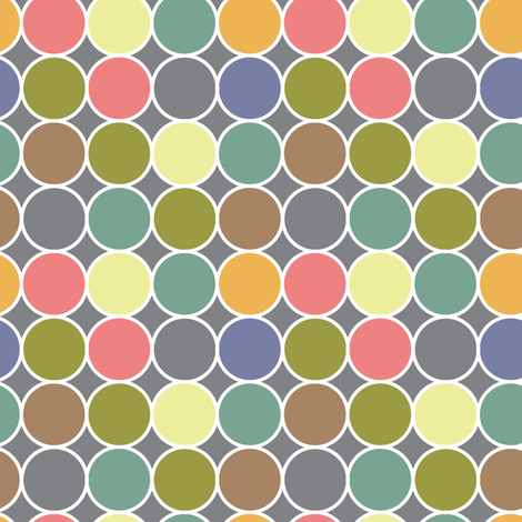 Upholstry circular reasoning fabric by vo_aka_virginiao on Spoonflower - custom fabric