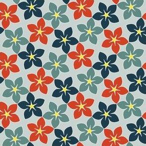 03246007 : S43 floral : alpine blooms