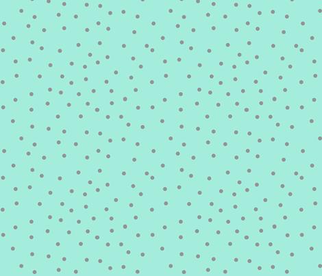 spotsonaqua-ed-ed fabric by zoeyheart on Spoonflower - custom fabric