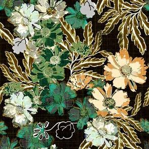 Nostalgic floral