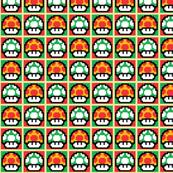 Mario Mushroom check 4