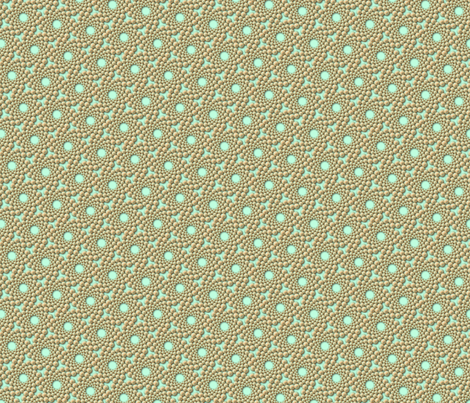 coolswirl 2dx caribbean conch pearls fabric by glimmericks on Spoonflower - custom fabric