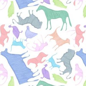 Animalia Multicolor 50