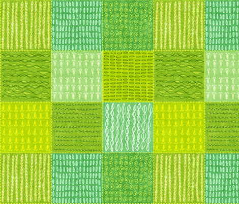 Crop Rotation fabric by elramsay on Spoonflower - custom fabric