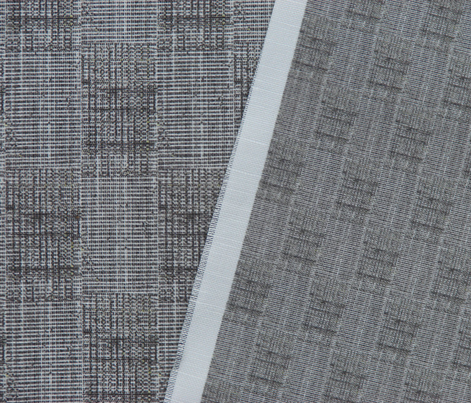 Cross Weave - taupe