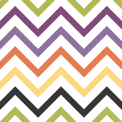 Chevrons in Brights