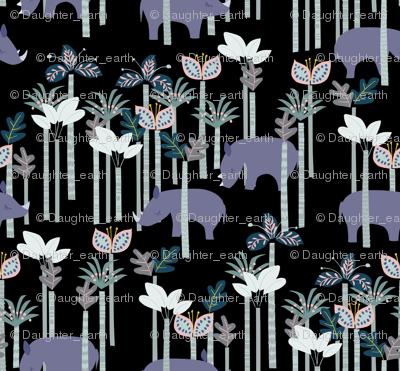 Rhino Jungle
