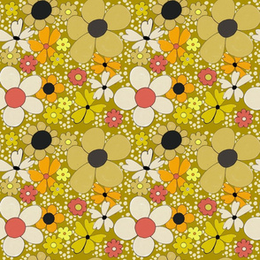 Mod Floral 100