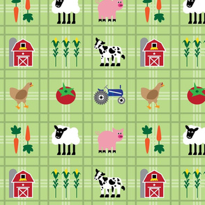 Farming Fabric Fun