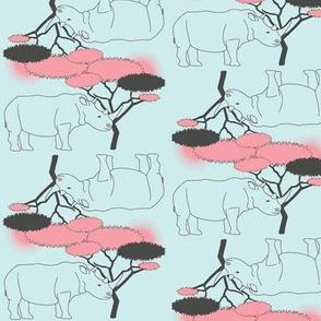 Rhinopastels