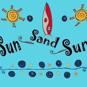 Sun Sand Surfboards