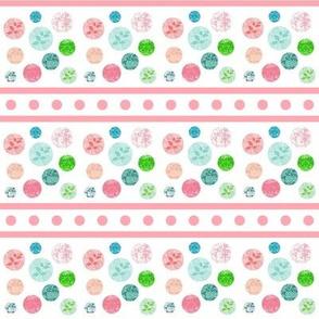 Chantilly Drops - Sorbet stripes 2