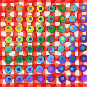 checkered_tablecloth_red_and_dots