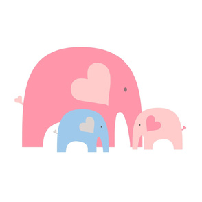 Mommy Elephant
