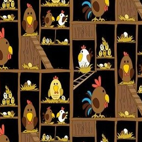 Chicken Coop - by Kara Peters