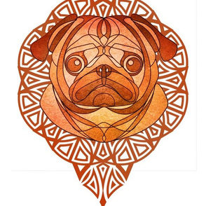 The Golden Pug