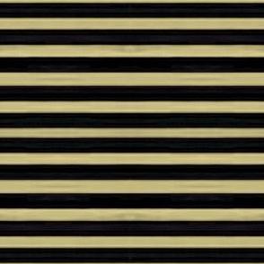 D8CC8C Gold and Black Parisian Steam Punk Stripe