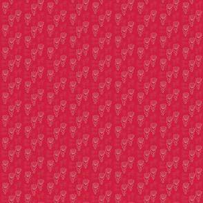 protea SS redgrey